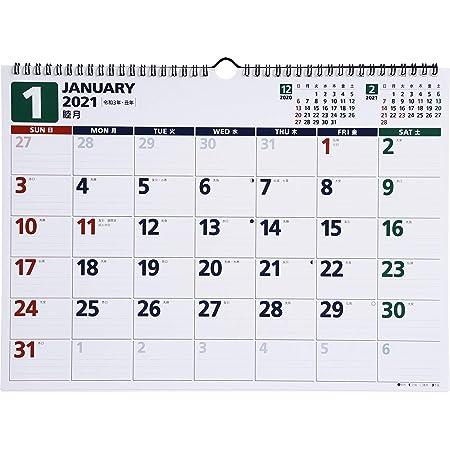 高橋 2021年 カレンダー 壁掛け B4 E79 ([カレンダー])