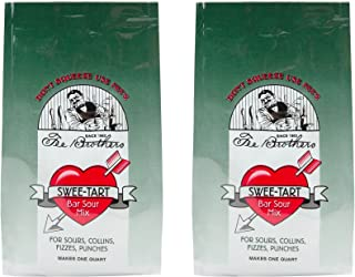 Fee Brothers Sweet and Sour Powdered Cocktail Mix - 10 Ounces - 2 Pack