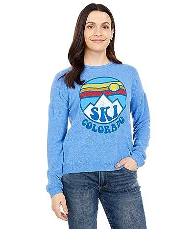 The Original Retro Brand Super Soft Haaci Ski Colorado Pullover