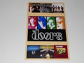 Cleveland Vinyl Large The Doors Album Cover Poster 1967-1971 Jim Morrison 19