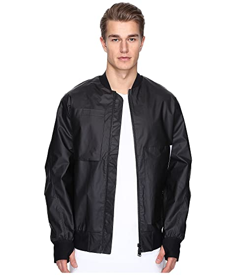 Y-3 black bomber Yohji Yamamoto Clearance Factory Outlet Factory Outlet Sale Online Cheap For Nice View Sale Online Pre Order Cheap Price vj1hVhT