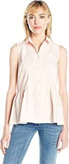 French Connection Women's Neema Cotton Top