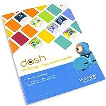 Wonder Workshop Dash Challenge Cards for Dash Robot, Various