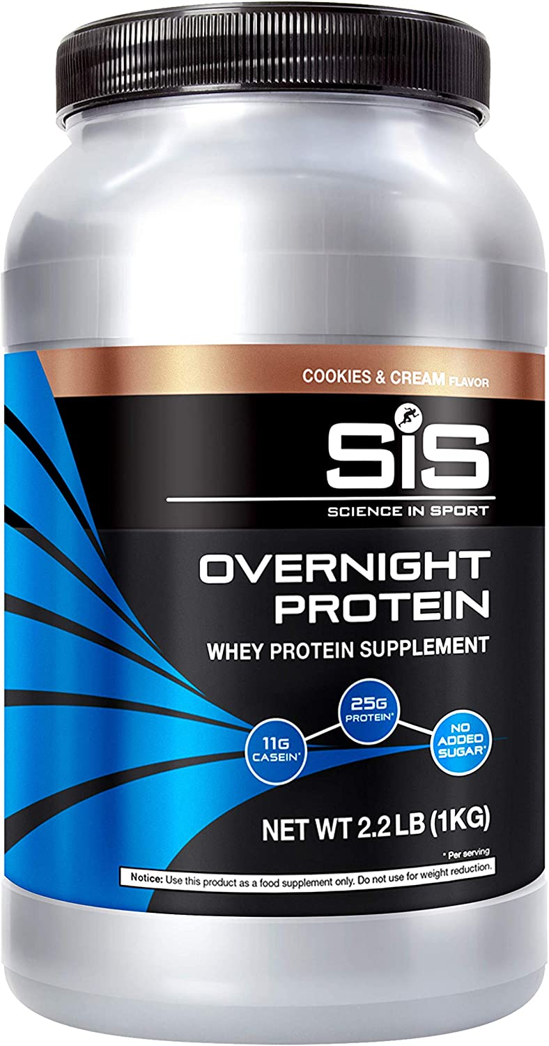 SCIENCE IN Max 57% OFF Denver Mall SPORT Overnight Protein Casein 25g Whey Is
