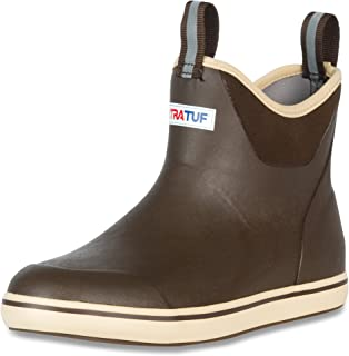 Ankle Deck Boot
