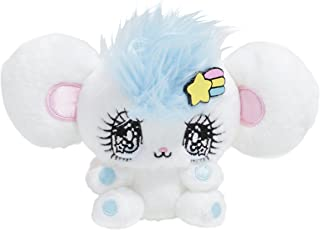 Peropero Sparkles Plush Stuffed Animal - Cute, Collectible and Cuddly Toy Character - Ultra-Soft Polyester Fabric - Authentic Japanese Kawaii Design - Premium Quality (Melo Small)