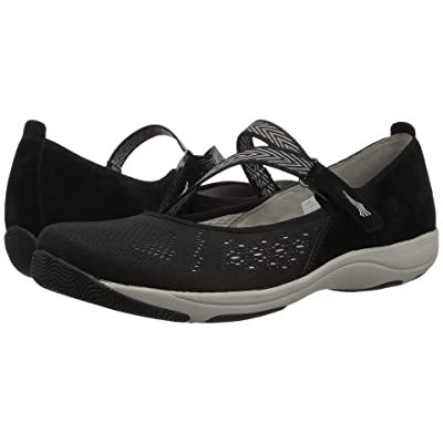 Dansko Haven (Black Suede) Women