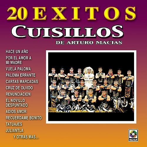 Cartas Marcadas by Cuisillos De Arturo Macias on Amazon ...