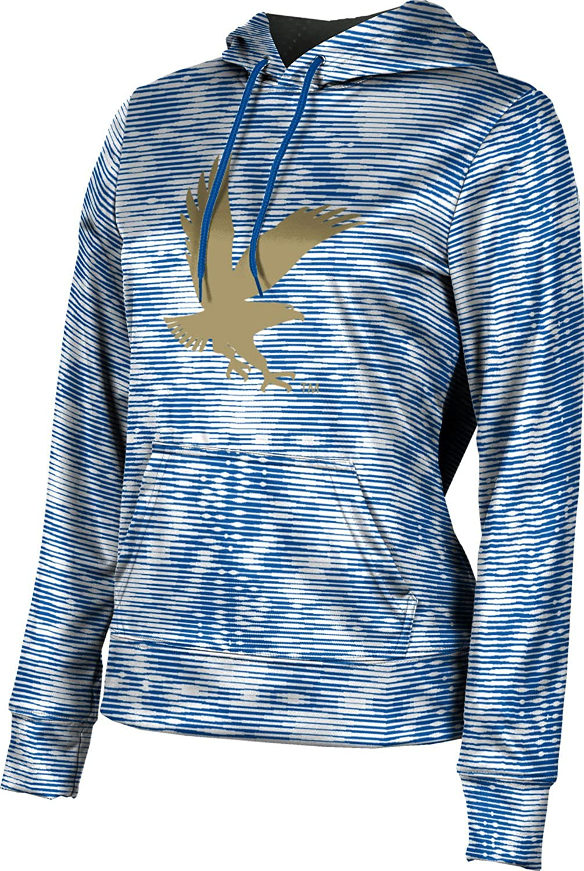ProSphere Embry-Riddle Aeronautical University Worldwide Girls' Pullover Hoodie, School Spirit Sweatshirt (Velocity)