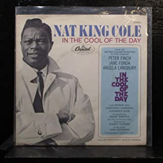 Nat King Cole - Those Lazy-Hazy-Crazy Days Of Summer / In The Cool Of The Day (Manos Hadjidakis) - 7