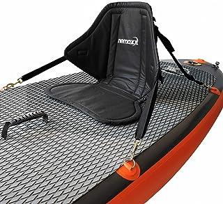Nemaxx Komfort Sitz für SUP mit Sitz- und Rückenpolster Kissen – Stand Up Paddle..