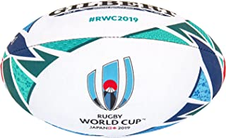 ギルバート 2019年ラグビーワールドカップ レプリカボール 5号球 RWC2019日本開催 ラグビーボール GB-9011 GB9011
