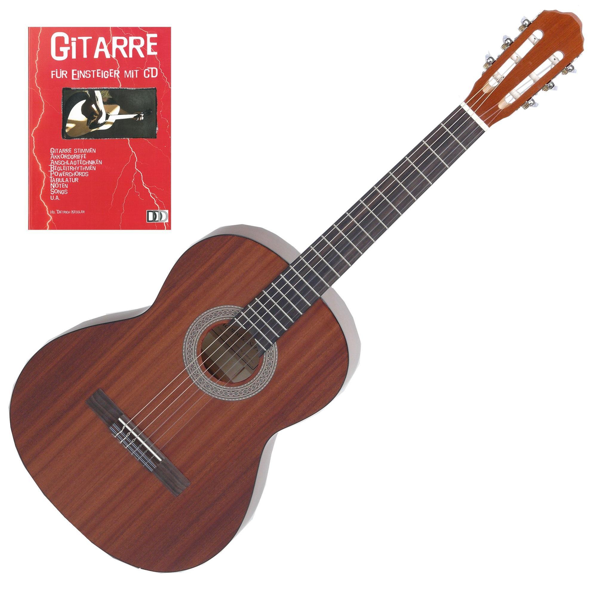 Classic Cantabile – Guitarra de concierto AS de m (Color: Marrón ...