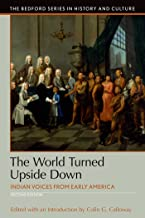 The World Turned Upside Down (Bedford Series in History and Culture)