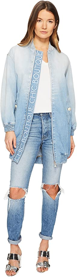 Boutique Moschino Long Jacket