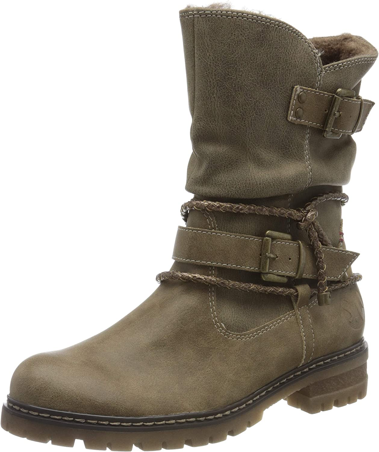 All stores are sold s.Oliver Women's Arlington Mall Bootie Boot Snow