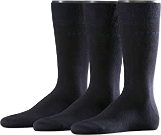 Solid Socks 3p Calcetines, Hombre, Azul (Marine 6120), 40/46 (Talla del Fabricante: 40-46)