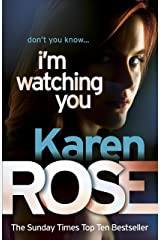 I'm Watching You (The Chicago Series Book 2) Kindle Edition