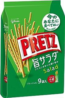 Glico Lets Pretz Salad, 143 g