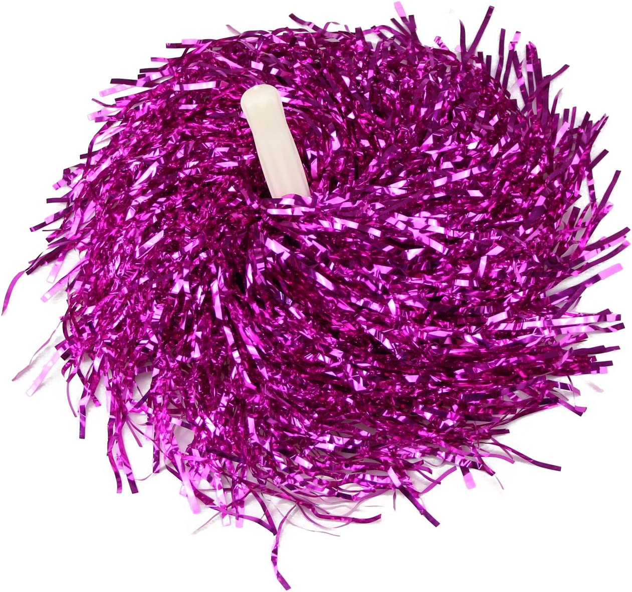 H:oter 1 Pair Dealing full price Popularity reduction Straight Handle Party Pom Costum Poms Cheerleading