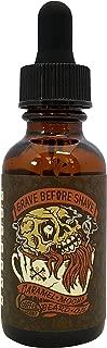 GRAVE BEFORE SHAVE Caramel Mocha Blend Beard Oil (Caramel Mocha Coffee scent)