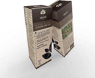 Sponsored Ad - Hair Color EKOEH BRASIL Cream Chocolate, PPD FREE, VEGAN 2.7fl.oz