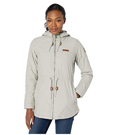 Columbia Chatfield Hilltm Jacket (Flint Grey/Chalk Sherpa) Women