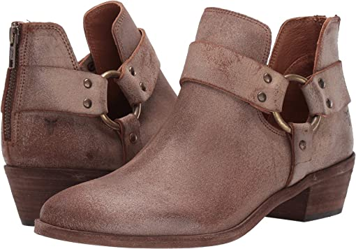 Chocolate Waxed Vintage Suede