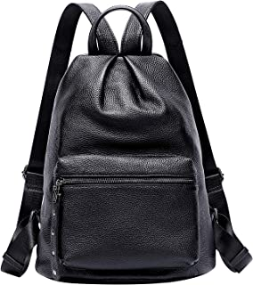ALTOSY Women Backpack Purse Anti-theft Backpacks For Ladies Genuine Leather Shoulder Bags