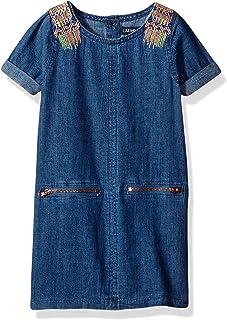 فستان غير رسمي للفتيات من Limited Too (يتوفر المزيد من الأنماط) فستان كاجوال