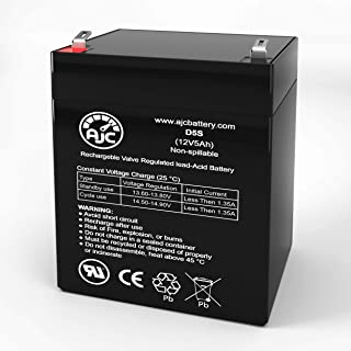 ION Audio Block Rocker iPA76A 12V 5Ah Speaker Battery - This is an AJC Brand Replacement