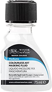 Winsor & Newton Art Masking Fluid, Colourless, 75ml (3221761)