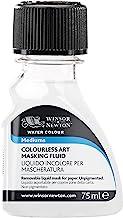 Winsor & Newton Art Masking Fluid, Colourless, 75ml
