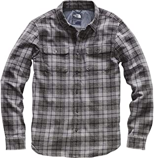 The North Face Men's Long Sleeve Arroyo Flannel