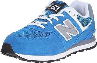 New Balance KL574 Lifestyle Pre Running Shoe (Little Kid)