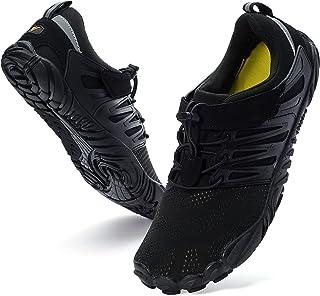 WHITIN Women's Barefoot & Minimalist Shoe   Zero Drop Sole   Trail Runner