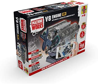 Machine Works Haynes MWH10-V8 Engine Motor V8, Multicolor (Trends UK Ltd MWH10)