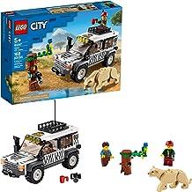 اسباب بازی Off-Roader 60267 LEGO City Safari ، اسباب بازی جالب برای کودکان ، جدید 2020 (168 قطعه)