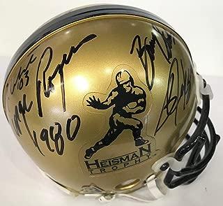 Best heisman trophy mini helmet Reviews