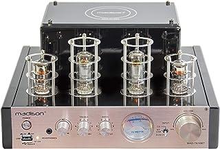 Madison - MAD-TA10BT - Amplificador (estéreo de válvulas 2