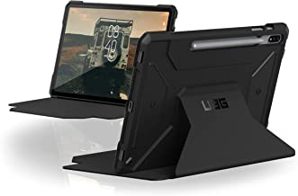 URBAN ARMOR GEAR UAG Designed for Samsung Galaxy Tab S7 Case, 11-inch, Metropolis Folio Slim Heavy-Duty Tough Multi-Viewin...