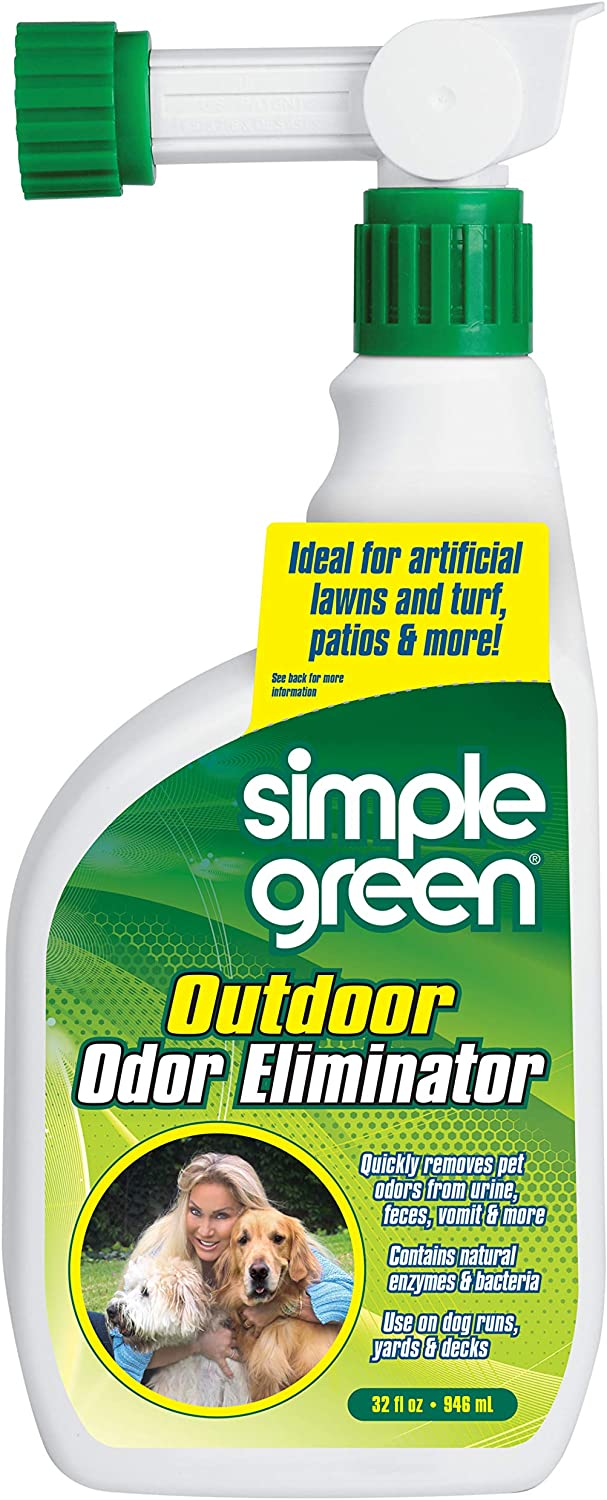 Simple Green Outdoor Odor Eliminator Trust for Dogs Pets Ideal Don't miss the campaign A