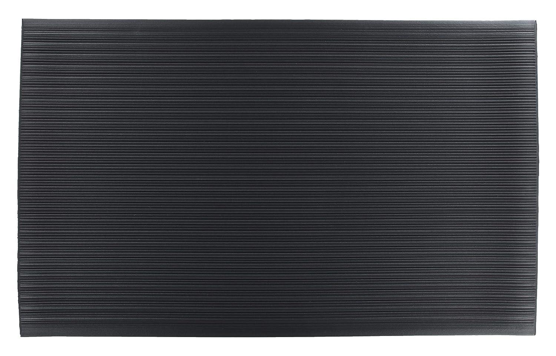 Grey 2x3 Vinyl Guardian Air Step Anti-Fatigue Floor Mat