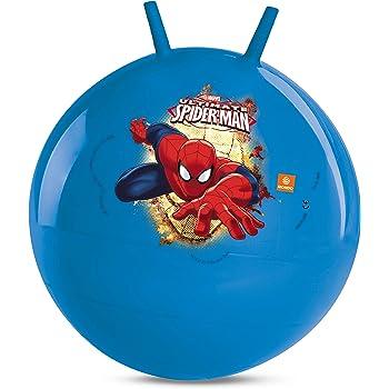 Hopper Ball Drinnen /& Drau/ßen-wiederaufblasbar Globo-59546 Colore Blau Robust-Fitness f/ür Kinder 59546 Palla per Saltare H/üpfball John Sprungball Paw Patrol-Bedruckter Hopperball Springball