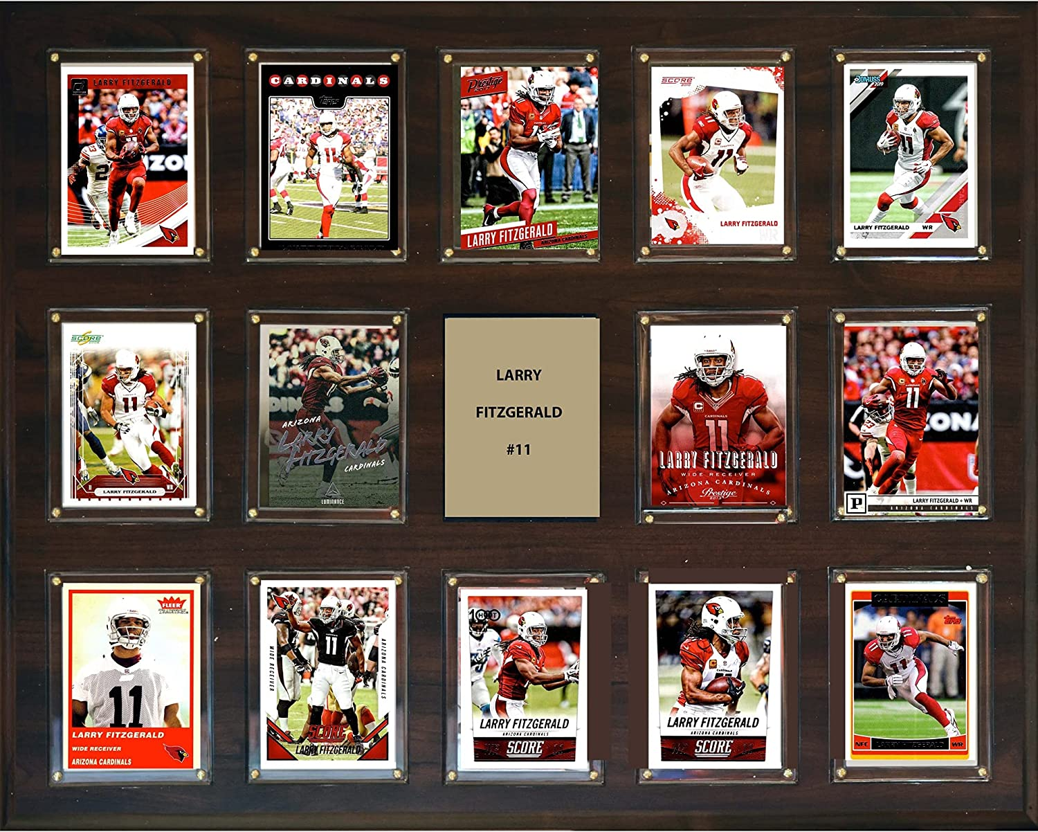 CI Outlet Selling SALE Collectables NFL Arizona Cardinals Plaque 16