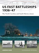 US Fast Battleships 1936–47: The North Carolina and South Dakota classes (New Vanguard Book 169) (English Edition)