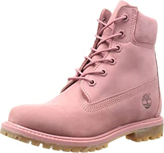 timberland chaussures femme rose