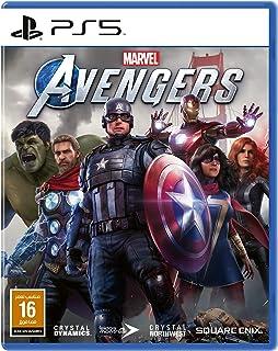 لعبة مارفيل افينجرز - (PS5)