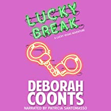 Lucky Break: The Lucky O'Toole Vegas Adventure Series, Book 6