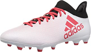 adidas Men's X 17.3 FG Soccer Shoe,Tactile Gold/core...